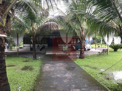 Chácara Residencial Para Locação, Nova Angra (cunhambebe), Angra Dos Reis. - Ch0004