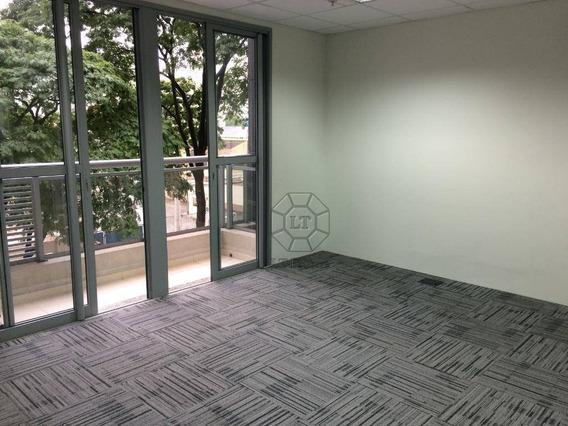 Sala Para Alugar, 34 M² Por R$ 1.591/mês - Vila Cordeiro - São Paulo/sp - Sa0410