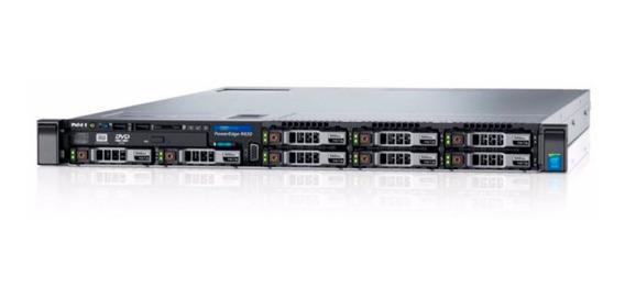 Servidor Dell R630 + 1,2tb Hdd Sas 15k + 128gb Ram Ddr4