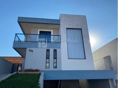 Imagem 1 de 7 de Casa Em Condomínio Para Venda Em Arujá, Condomínio Real Park Arujá, 3 Dormitórios, 1 Suíte, 3 Banheiros, 3 Vagas - Ca0269_1-1934304