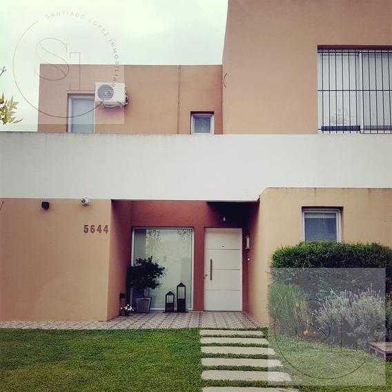 Casas De Santa María Villanueva En Venta Tigre Eidico Oportunidad!