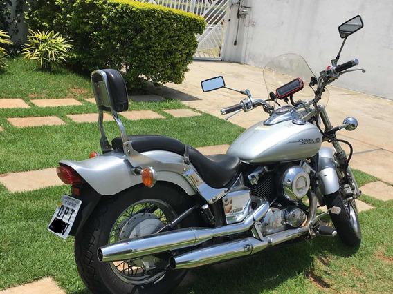 Yamaha Cvs 650