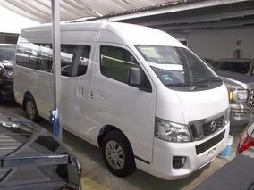 Nissan Urvan 2.5 12 Pasajeros 2016