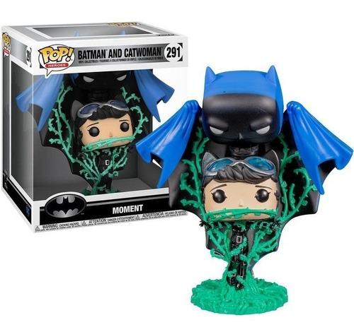 Funko Pop! Moment Batman And Catwoman N° 291 En Magimundo!!