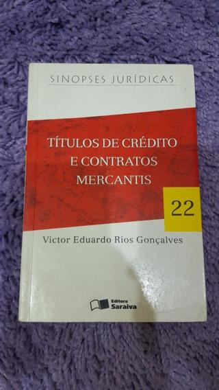Títulos De Crédito E Contratos Mercantis