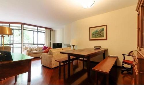 Imagem 1 de 29 de Apartamento Com 3 Dormitórios À Venda, 134 M² Por R$ 1.780.000 - Paraíso - São Paulo/sp - Ap19739