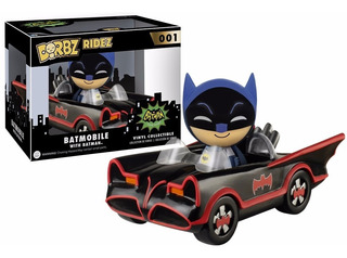 Dorbz Ridez Funko Batmobile Batman Original
