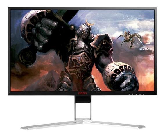 Monitor Gamer Aoc Agon Led 24.5´ Fhd, 240hz, 0.5ms, Ag251fz2