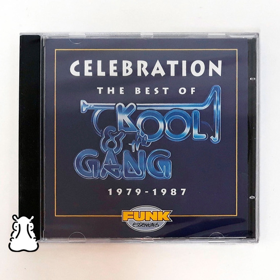 Cd The Best Of Kool & The Gang Celebration 1979-1987 Lacrado