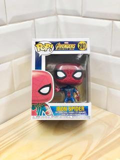 Funko Pop Ironspider 287 Marvel Avengers Infinity War