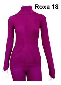 10 Blusas Cacharrel Feminina Frio Inverno Preço De Atacado