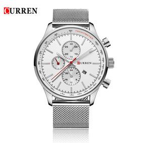 7a3c9e215f128 Relojes Marca Curren - Relojes de Hombres en Mercado Libre Chile