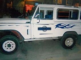 Nissan Patrol Cambio