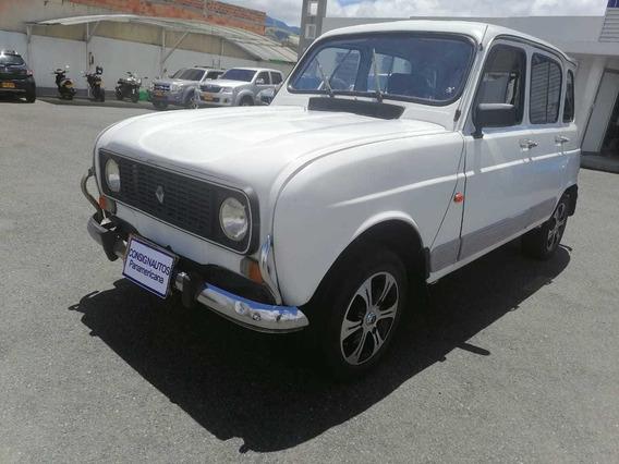 Renault R4 Master 1985