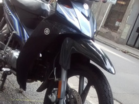 Yamaha New Crypton Full!