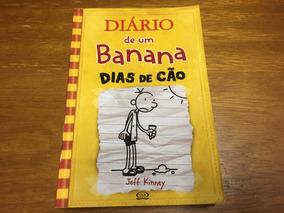 Diário De Um Banana - Dias De Cão - Frete R$ 13,00