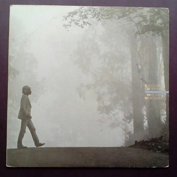 Milton Nascimento - Encontros E Despedidas (1985)