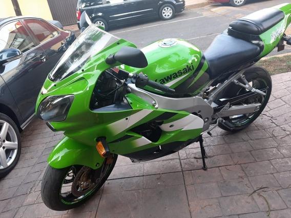Kawasaki Zx9r 19 Mil Kms , Super Cuidada