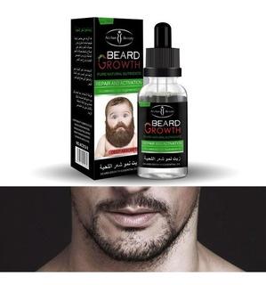 Aceite Estimulante Crecimiento Barba Y Vello Aichun