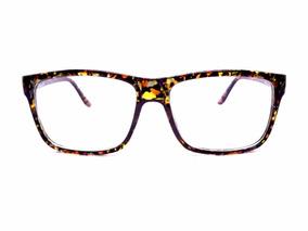 c21d90fe3 Armação Óculos Colorida Mesclada Adulto Lentes Sem Grau Z41p