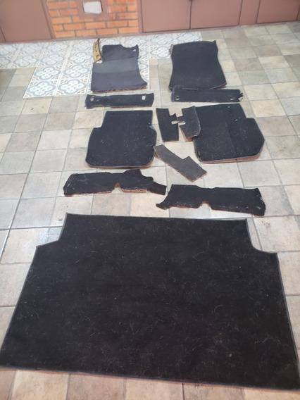 Jogo De Carpetes Originais Mercedes W116 280s 350se 450sel