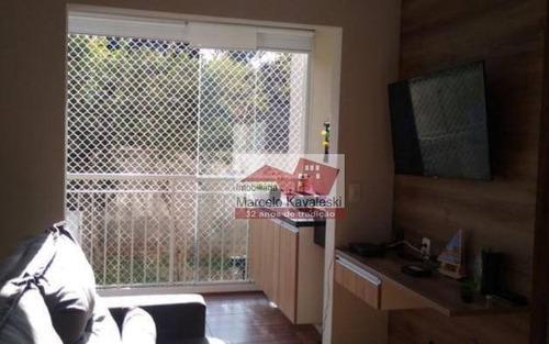 Apartamento À Venda, 63 M² Por R$ 385.000,00 - Saúde - São Paulo/sp - Ap12110