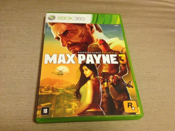 Max Payne 3 Completo