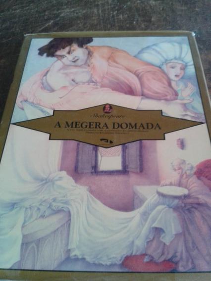 A Megera Domada-shakespeare-formato Grande -capa Dura