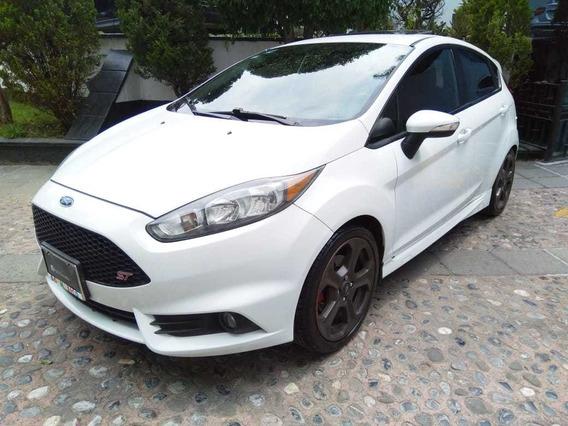 Ford Fiesta St 2014 1.6 Mt
