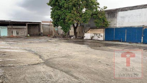 Terreno Para Alugar, 1983 M² Por R$ 12.000/mês - Cumbica - Guarulhos/sp - Te0023