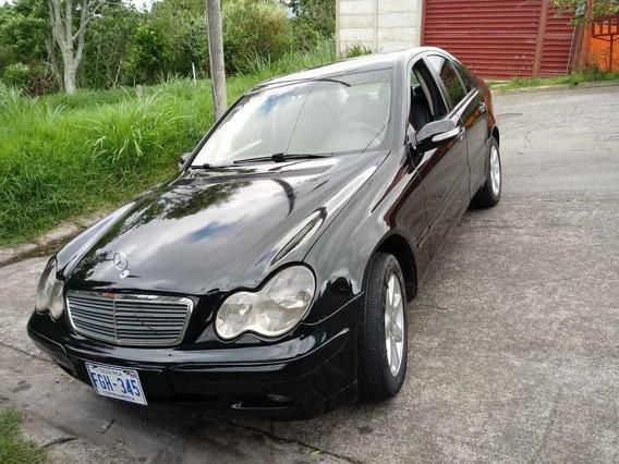 Mercedez Benz C220 Diesel!! Recibo!!!