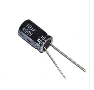 Andifany Polarizado 3300uF 25V Condensadores Electroliticos de Aluminio 20 Pcs
