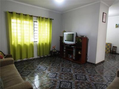 Casa Residencial À Venda, Bosque Das Palmeiras, Campinas. - Ca1001