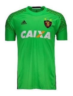 Camisa adidas Sport Recife Goleiro 2016 Adizero