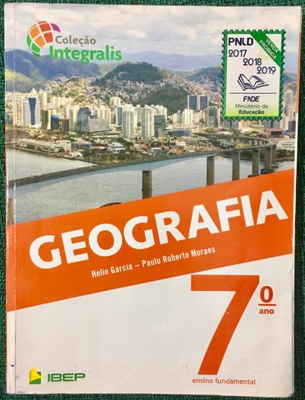 Coleção Integralis - Geografia 7º Ano Ensino Fundamental