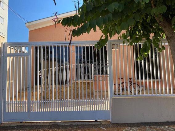 Casa Com 3 Dormitórios À Venda, 250 M² Por R$ 499.000 - Vila Nova - Campinas/sp - Ca8064