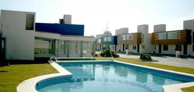 Casa Amueblada En Renta Cuautlancingo Puebla Con Alberca