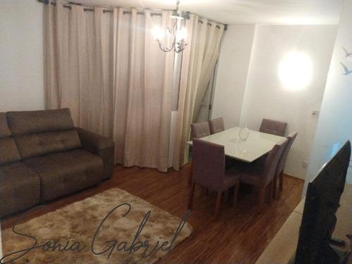 Apartamento À Venda No Edifício Jacarandá Em Campinas, Sp. - Ap00042 - 69232670