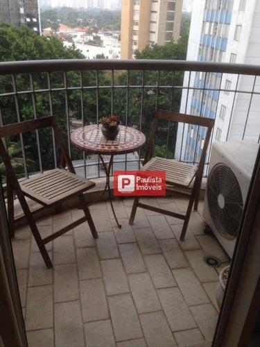 Imagem 1 de 9 de Apartamento Com 1 Dormitório Para Alugar, 35 M² - Jardim Europa - São Paulo/sp - Ap32033