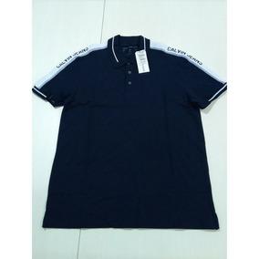 Camisa Polo Masculino Calvin Klein Jeans Original