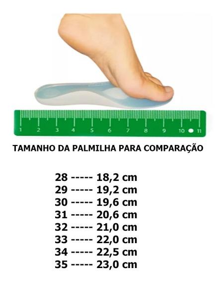 Tenis Infanto Infantil Feminino Casual Estiloso Flatform 90k