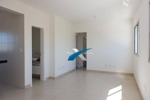 Apartamento À Venda 2 Quartos - Prado/bh - Ap6012