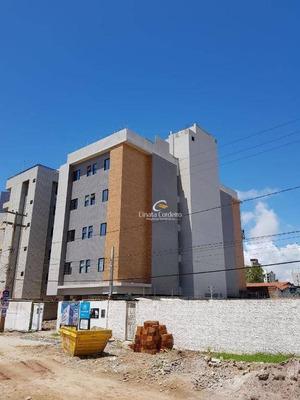 Apartamento Residencial À Venda, Intermares, Cabedelo. - Ap1664