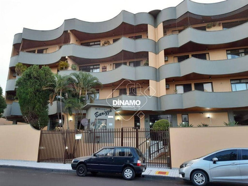 Imagem 1 de 23 de Apartamento Com 3 Dormitórios À Venda, 131,50 M² - Jardim Paulistano - Ribeirão Preto/sp - Ap3687
