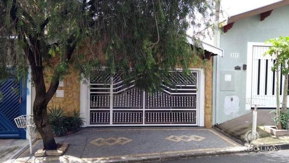 Casa Com 2 Dormitórios À Venda, 120 M² Por R$ 290.000 - Parque Residencial Monte Rey - Piracicaba/sp - Ca1139