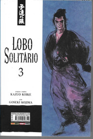 Lobo Solitário - 2ª Série/panini - 2017
