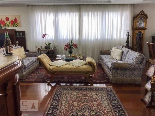 Apartamento À Venda - Jardim Anália Franco, 4 Quartos,  235 - S893113235
