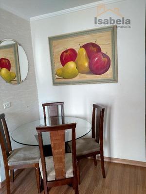 Apartamento Residencial À Venda, Vila Monte Alegre, São Paulo. - Ap1481