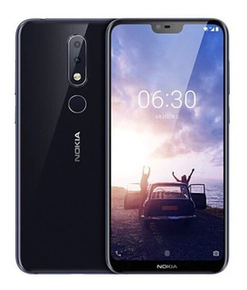 Celular Nokia X6 4gb 64gb 6.1 Plus - Pronta Entrega ! Top !