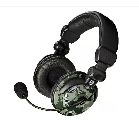 Fone De Ouvido C3 Tech - Xcite X-15 Gamer P2 ( Reembalado )